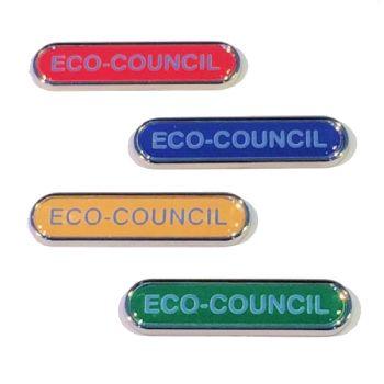 ECO-COUNCIL badge